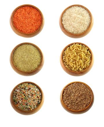 אורז? פסטה? חומוס? שעועית? אתם בוחרים (צילום: shutterstock)