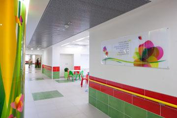 אופטימיות וטבע. בבניין החדש (צילום: טל ניסים)