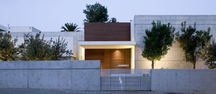 המקום: אפקה, תל אביב. מטראז': 500 מ''ר על מגרש ששטחו דונם. תכנון: אדריכלית אירית אקסלרוד, אקסלרוד אדריכלים (צילום: עמית גרון)