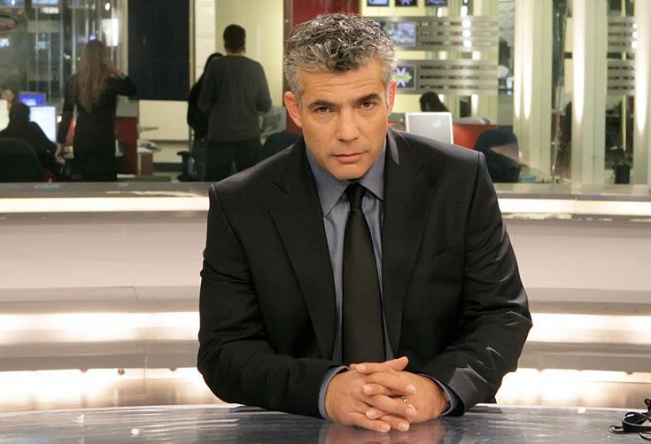 יאיר לפיד. עכשיו הוא כבר לא יכול להסתפק בטי שירט שחורה וג'ל לשיער (צילום: יוני המנחם)
