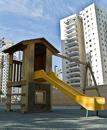 שכונת אם המושבות בפתח תקווה (צילום: יניב ברמן)