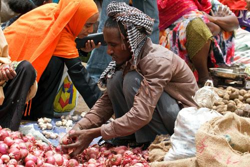 רק באתיופיה הכרתי אותם באמת (צילום: Hector Conesa / shutterstock)
