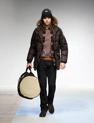 בגדי הגברים של נפפירי לגלישה בשיק