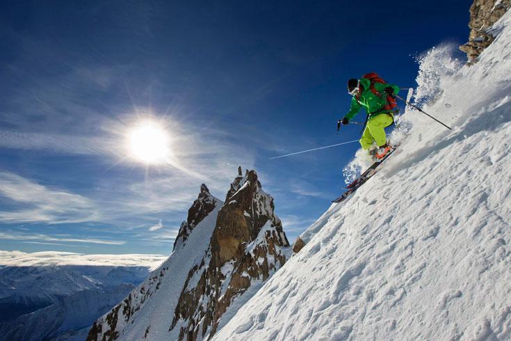 The North Face. אפשר להיות ספורטיביים וגם אופנתיים (צילום: סקיפ יואל)