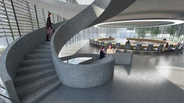 (הדמיה: קלוש צ'ציק אדריכלים בשיתוף קימל אשכולות אדריכלים, K.P.Studio)