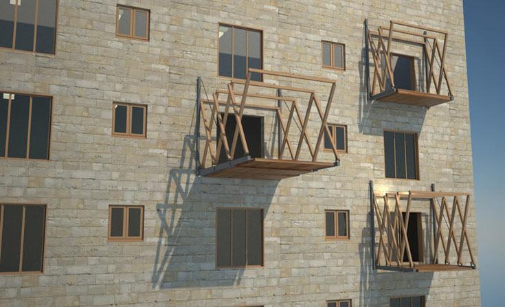 הדמיה: באדיבות קלוש צ'צ'יק אדריכלים