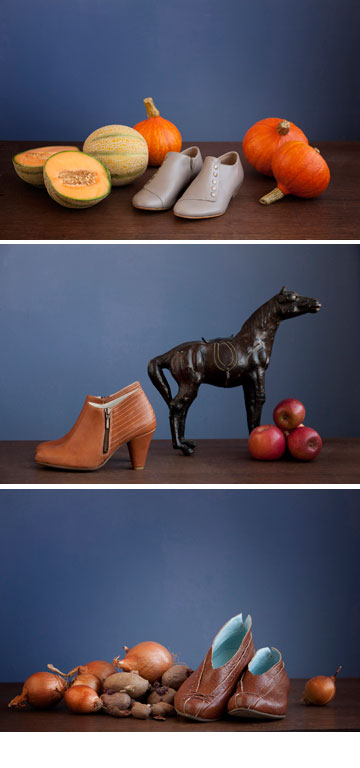 יריד זוגות. נעליים של מגוון מותגים ומעצבים (צילום: ינאי יחיאל)