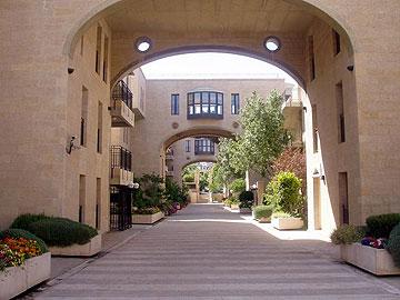 כפר דוד. שכונת רפאים לעשירים (צילום: Magister, CC)
