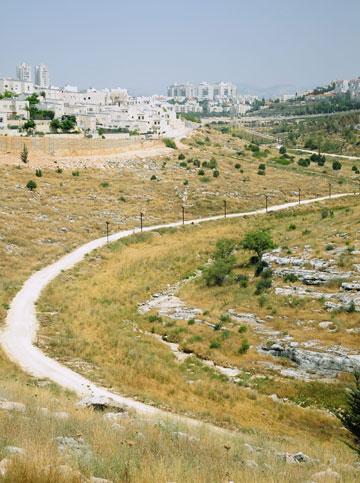 מודיעין. לא ירושלים, לא תל אביב. פשטני (צילום: רונן כרם)