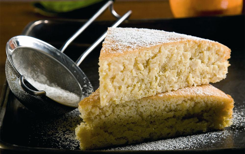סופר טעימה וללא טיפת קמח. עוגת חומוס (צילום: יוסי סליס)