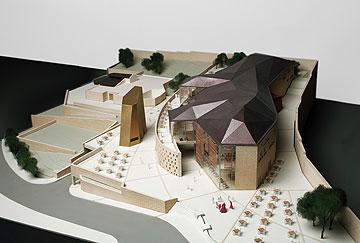 וגם מרכז שרובר בירושלים (באדיבות קיסלוב קיי אדריכלים)