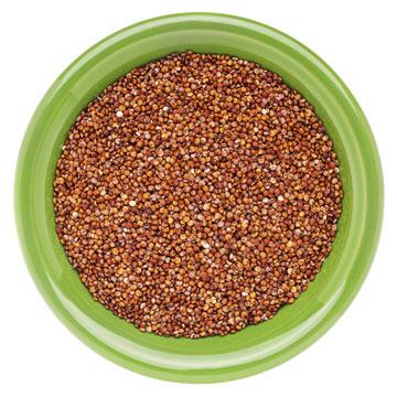 קינואה. חלבון מלא ואיכותי מהצומח (צילום: shutterstock)