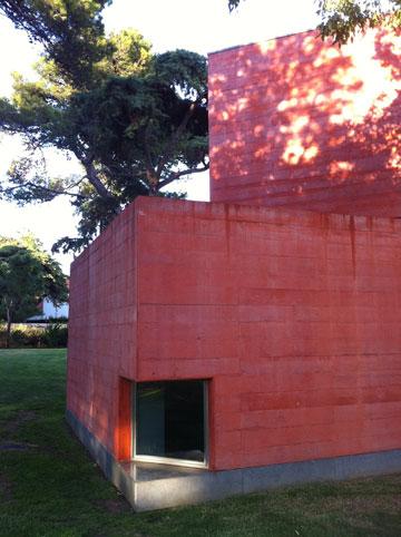 במוזיאון פאולה רגו (צילום: ירון בירנבאום)