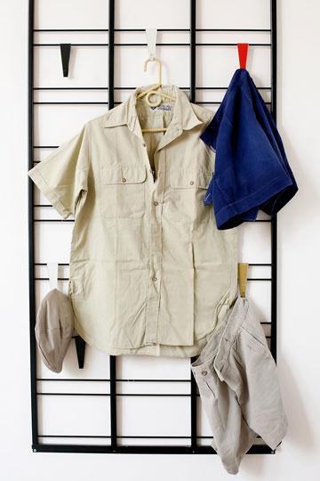 פריטי לבוש של אתא, מתוך האוסף של גיל פנטו (צילום: ענבל מרמרי)