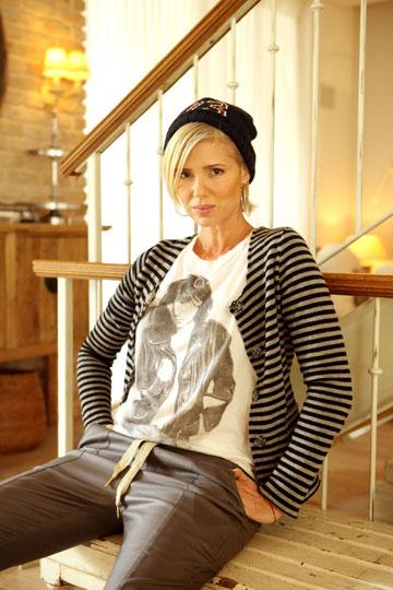 """""""אני מאמינה שבגדים הם סוג של תחפושת וגם אני, כמו כולם, אדם שמתחפש"""" (צילום: אורית פניני )"""