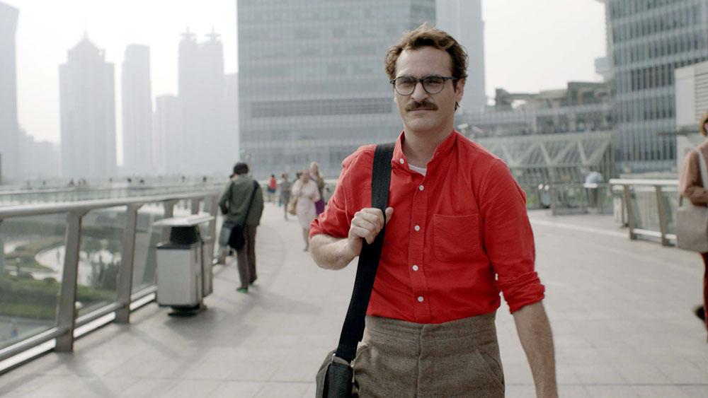 המרחבים הציבוריים מככבים בסרט, על רקע עיר מדומיינת שמשלבת את דאון טאון לוס אנג'לס עם רובע פודונג בשנגחאי (באדיבות סרטי יונייטד קינג)