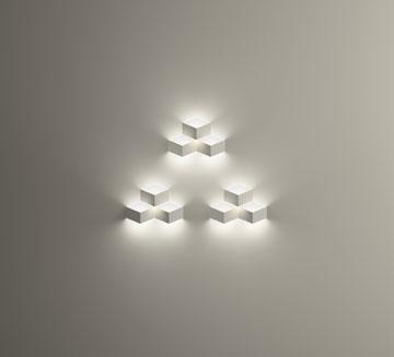 מחיר קוביית אור בעיצוב אריק לוי: 2,372 שקל (באדיבות קמחי תאורה)