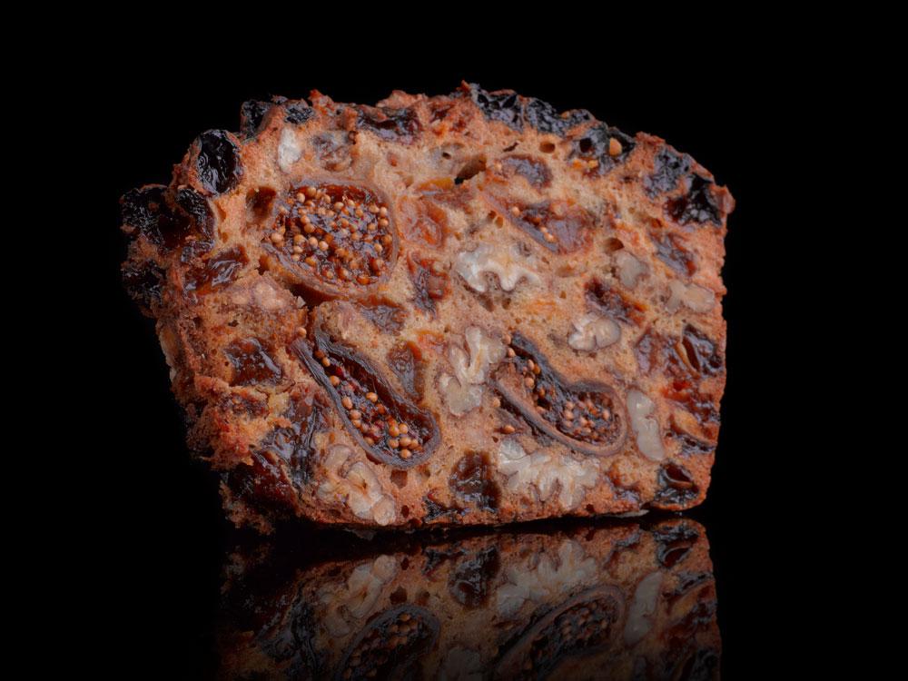 עוגיות אגוזי פקאן, צימוקים ודבלים (צילום: דרור כץ)