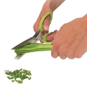 לקצוץ עשבי תיבול בלי קרש חיתוך. 29 שקל