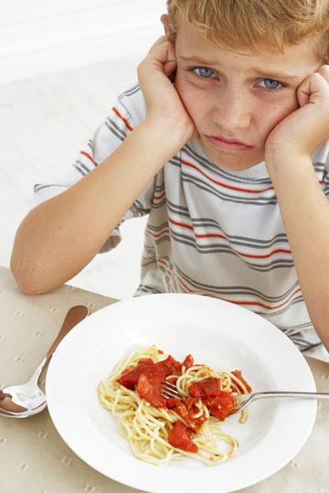 ילד בררן הוא לא בהכרח סרבן אכילה (צילום: shutterstock)