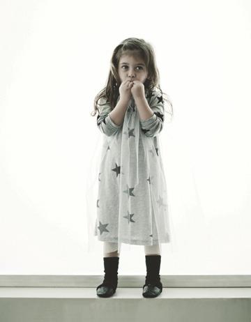 אפשר להיות רוקרית גם בשמלה. נו נו נו (צילום: מקס הוכשטיין)
