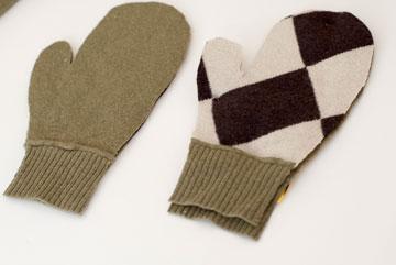 זוג כפפות מדליק במינימום השקעה (צילום: הילה מגריל )