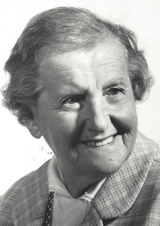 פרסמה יותר מ-45 ספרי בישול. פרידל שטראוס (צילום: אסנת לסטר)