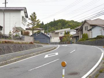 מבט ממורד הרחוב (צילום: Toshiyuki Yano)