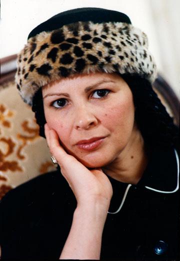 """""""אנשים קראו לי רבנית, אבל תיקנתי אותם"""". שלג ב-1997 (צילום: רפי דלויה)"""