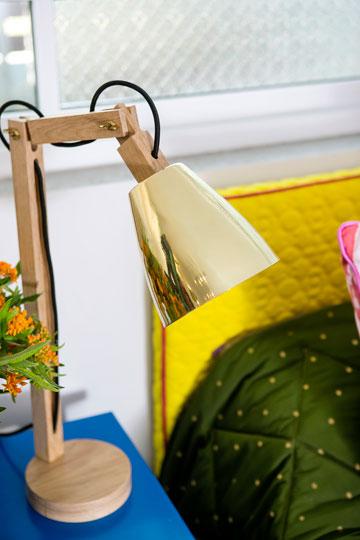מנורות קריאה בעיצוב חיים אבגי (צילום: שירן כרמל)