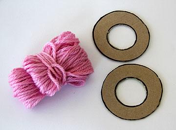 גוזרים את הטבעות (צילום: ענבל עופר)