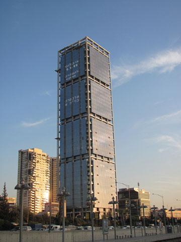 הצטרף השנה לרשימה: מגדל אלקטרה (צילום: Gellerj, cc)