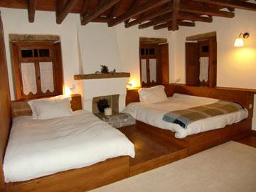 מלון בוטיק מפנק בכפר פפינגו (צילום: מורן זלמה)