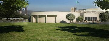 בעתיד יוקם כאן גם מרכז צפרות (הדמיה: העמותה להקמת מוזיאון הלוחם היהודי במלחמת העולם השנייה)