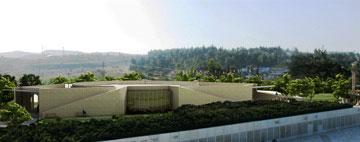 (הדמיה: העמותה להקמת מוזיאון הלוחם היהודי במלחמת העולם השנייה)