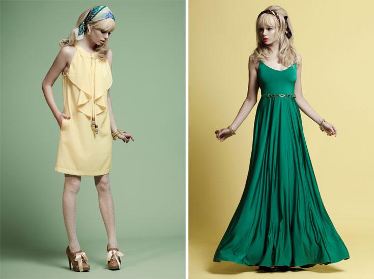 Made by Lila Mist. ''זה לא דונטלה ורסאצ'ה, אבל אני תמיד מושפעת מאופנה איטלקית'' (צילום: אסף עיני)