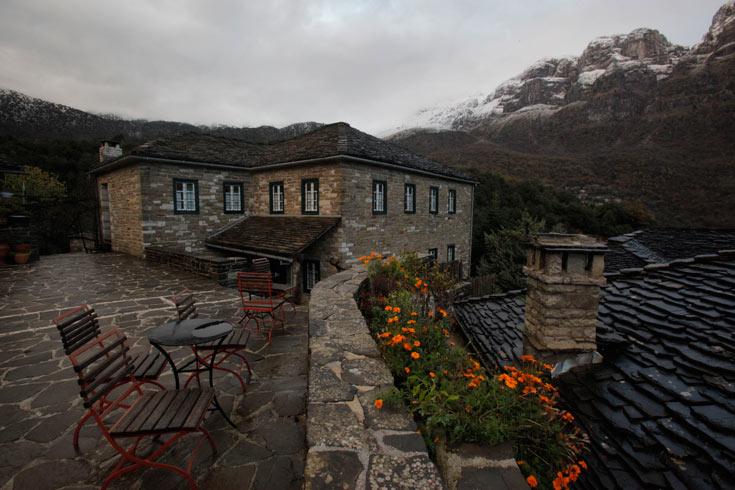 כפר זגורי. אירוח מהאגדות (צילום: יזהר גמליאלי)
