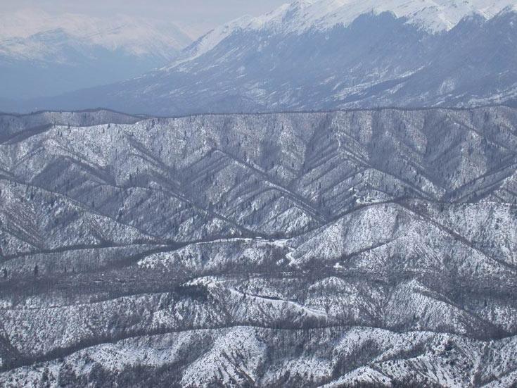 פפניגו, שולי קניון ויקוס (צילום: יזהר גמליאלי)