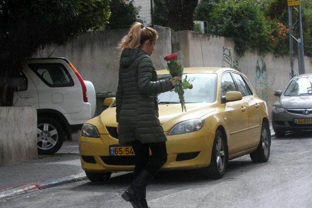קלוז אפ על הפרחים, למקרה שפספסתם (צילום: רועי חביב)