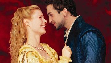 """הוכחה ניצחת לטעם הרע של האקדמיה. """"שקספיר מאוהב"""""""