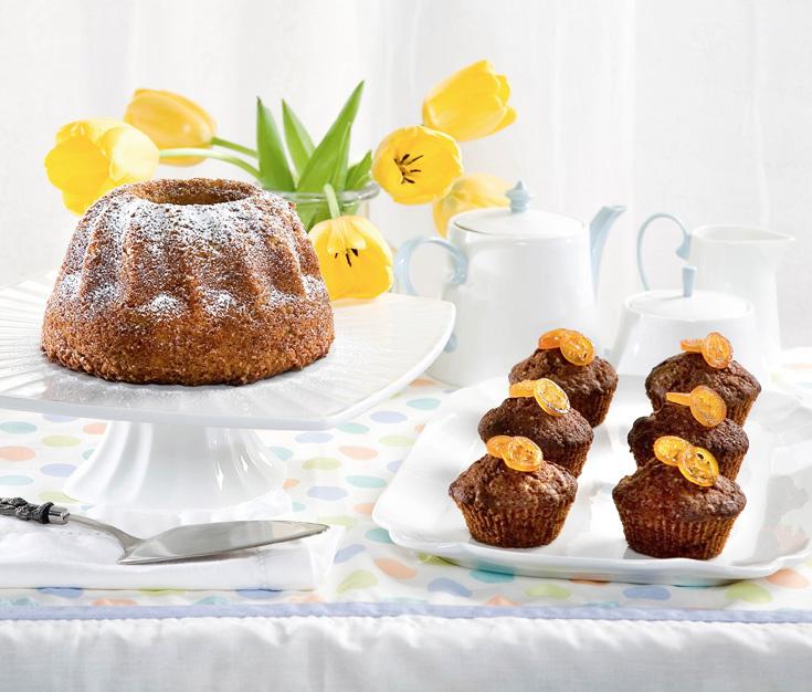 עוגת קקאו עם הפתעה (צילום: יוסי סליס)
