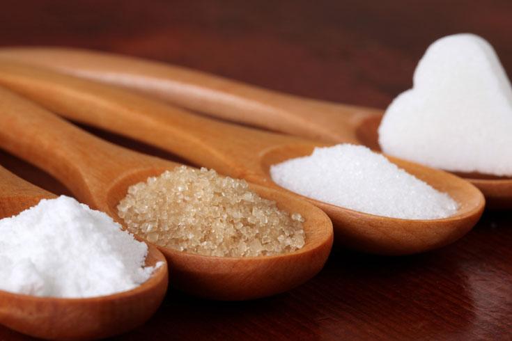אפשר להשתמש בכל סוג של סוכר (צילום: shutterstock)