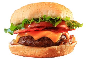 עסיסי וחם. המבורגר (צילום: shutterstock)
