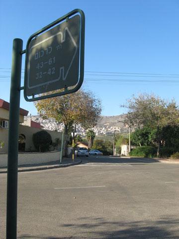 כבישים נדיבים, חנייה בשפע ובנייה פרטית צמודת קרקע (צילום: עילם טייכר)