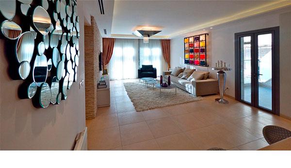 דירה בפרויקט הרב קוק בירושלים (באדיבות קבוצת אפריקה ישראל, צילום: איתי סיקולסקי)