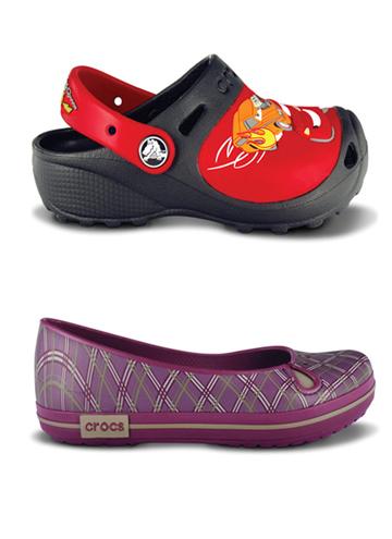 קרוקס. נעליים מעונות קודמות לכל המשפחה (צילום: אלי לביא)