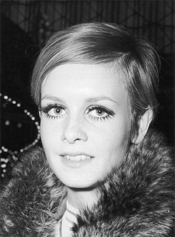 ההשראה: טוויגי, 1967 (צילום: gettyimages)