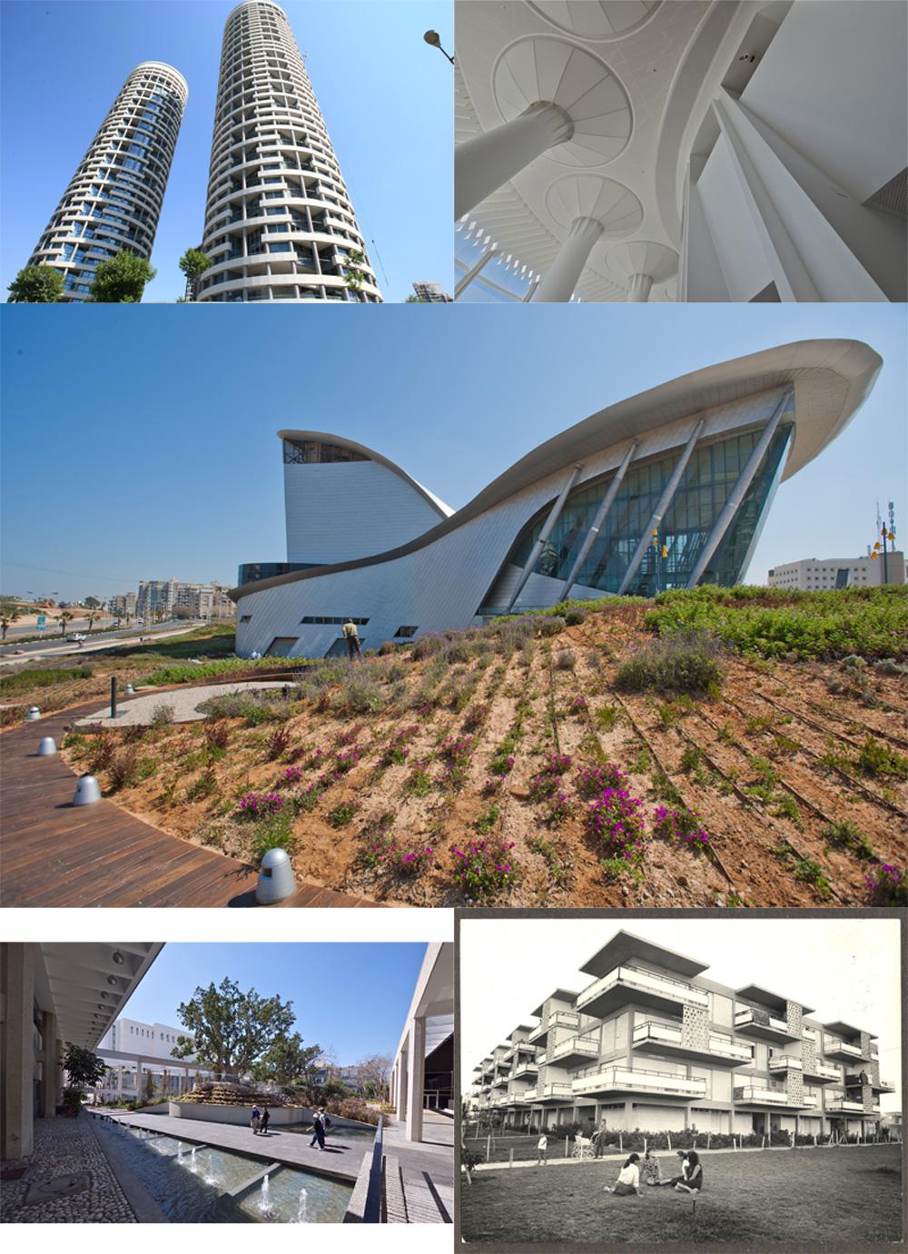 החלום: לתכנן בתים, בניינים, מבנים, ערים או נוף עירוני בארץ ובעולם. המציאות לא פשוטה בכלל