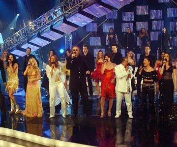 קדם אירוויזיון, 2005 (צילום: אלכס קולומויסקי)