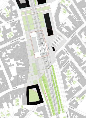 Roeselare. המשרד זכה בתחרות לתכנון זה (באדיבות uapS  Anne Mie Depuydt)